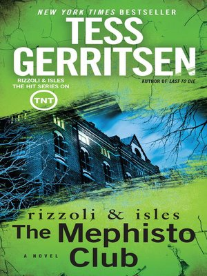 cover image of The Mephisto Club