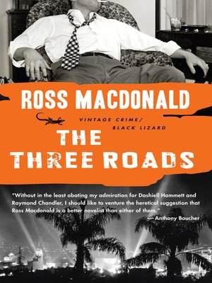 cover image of The Three Roads