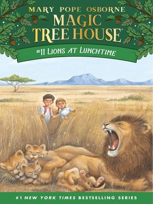 cover image of Lions at Lunchtime