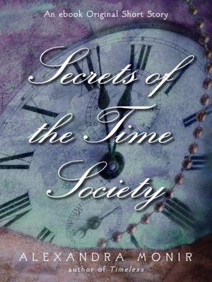cover image of Secrets of the Time Society
