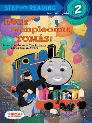 cover image of Feliz Cumpleanos, Tomas! (Thomas & Friends)