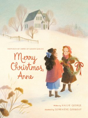 cover image of Merry Christmas, Anne