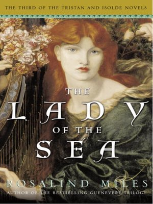 cover image of The Lady of the Sea