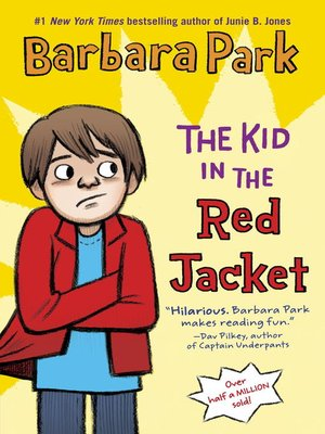 cover image of The Kid in the Red Jacket