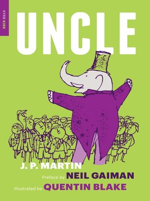 cover image of Uncle