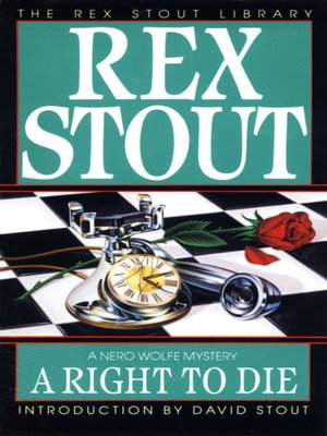 cover image of A Right to Die