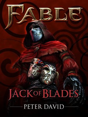 cover image of Jack of Blades