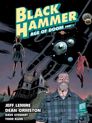 cover image of Black Hammer: Age of Doom (2018), Volume 1