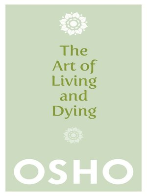 cover image of The Art of Living and Dying