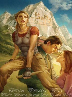 cover image of Buffy the Vampire Slayer: Season 8 Library Edition, Volume 3