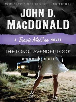 cover image of The Long Lavender Look
