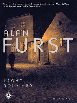 cover image of Night Soldiers