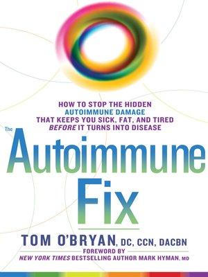 cover image of The Autoimmune Fix