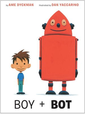 cover image of Boy and Bot