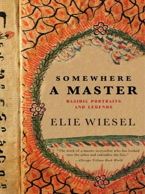 cover image of Somewhere a Master