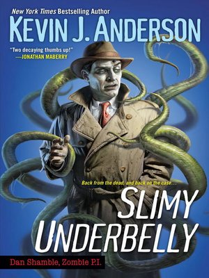cover image of Slimy Underbelly