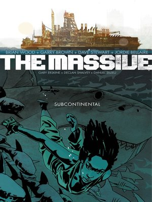 cover image of The Massive (2012), Volume 2