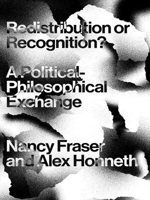 cover image of Redistribution or Recognition?