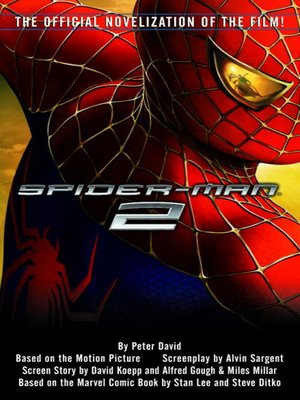 cover image of Spider-Man 2