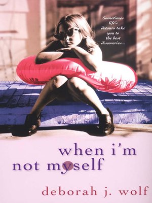 cover image of When I'm Not Myself