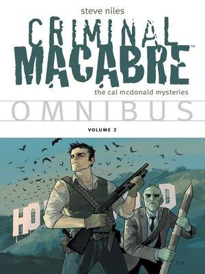 cover image of Criminal Macabre (2003), Omnibus Volume 2