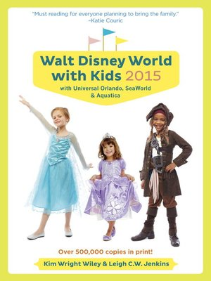 cover image of Fodor's Walt Disney World with Kids 2015