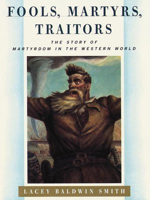 cover image of Fools, Martyrs, Traitors