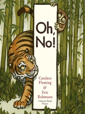 cover image of Oh, No!