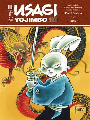 cover image of Usagi Yojimbo Saga Volume 1 ()