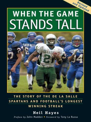 cover image of When the Game Stands Tall