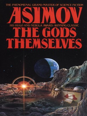 cover image of The Gods Themselves