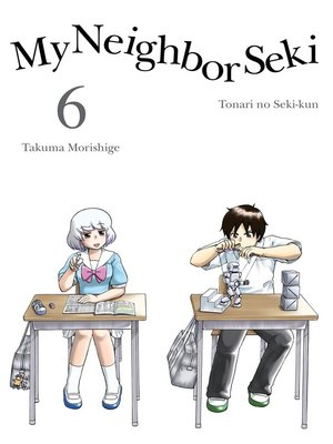 cover image of My Neighbor Seki, 6