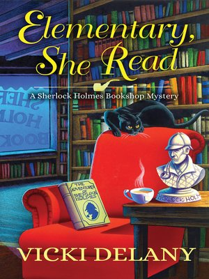 cover image of Elementary, She Read