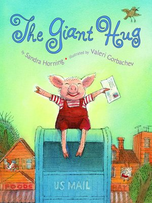 cover image of The Giant Hug