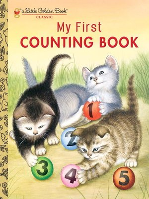 cover image of My First Counting Book