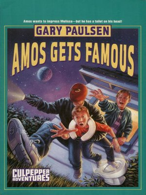 cover image of Amos Gets Famous