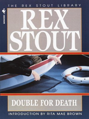 cover image of Double for Death