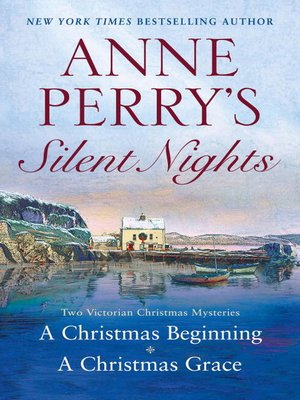 cover image of Anne Perry's Silent Nights