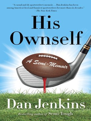 cover image of His Ownself