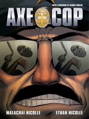 cover image of Axe Cop (2010), Volume 3