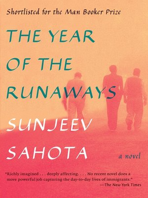 cover image of The Year of the Runaways