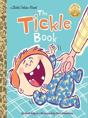 cover image of The Tickle Book