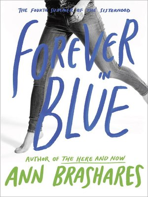 cover image of Forever in Blue