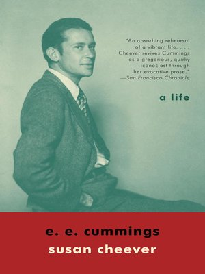 cover image of E. E. Cummings