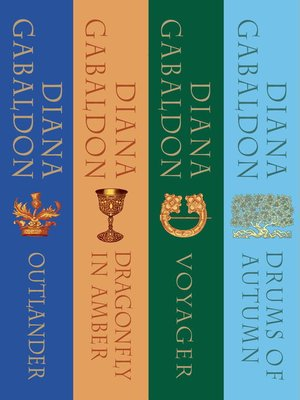 cover image of The Outlander Series 4-Book Bundle