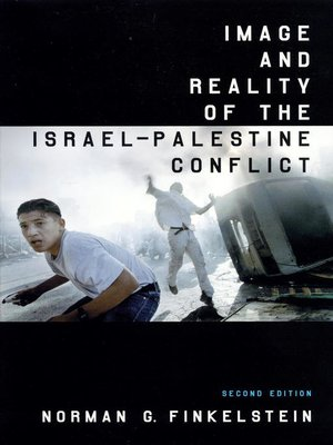 cover image of Image and Reality of the Israel-Palestine Conflict