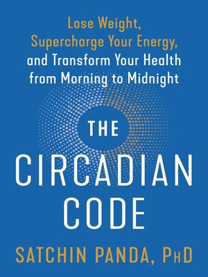 cover image of The Circadian Code