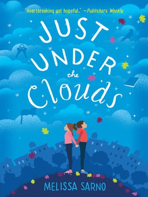 cover image of Just Under the Clouds
