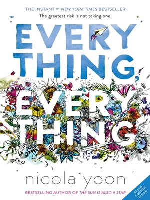 cover image of Everything, Everything