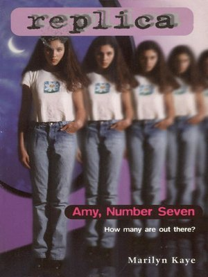 cover image of Amy Number Seven (Replica #1)